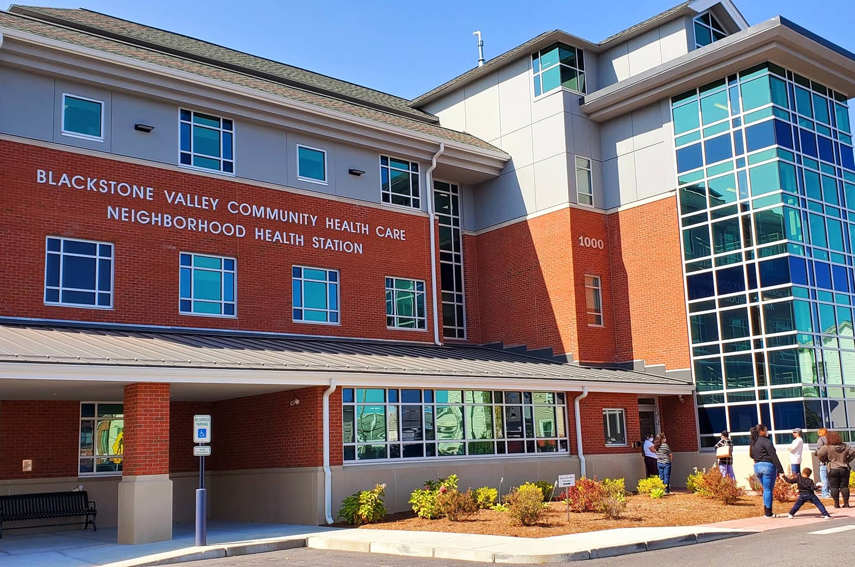 The BVCHC 39 East Ave Facility